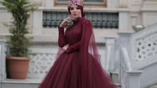 Gönül Kolat 2017 Tesettür Giyim Modelleri