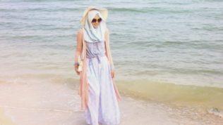 Tesettür Plaj Kıyafetleri 2017