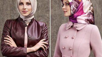 Tesettür Ceket Modelleri 2017