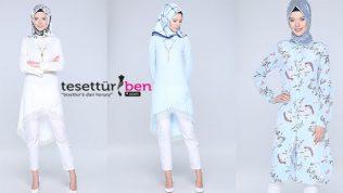 Tunik'te Tozlu Giyim Modası