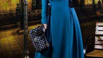 Tesettür Gece Elbise Modelleri 2017