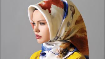 Zara Eşarp Modelleri