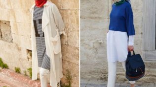 Kayra Tesettür Tunik Modelleri 2017