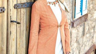 Alvina Elbiseli Etekli Pantolonlu Takım Kombinleri