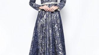 Asbella Abiye Tesettür Elbise Modelleri