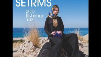 SETRMS 2017 İlkbahar Yaz Koleksiyonu LookBook Backstage