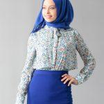 Alvina Burble Bluz Saks