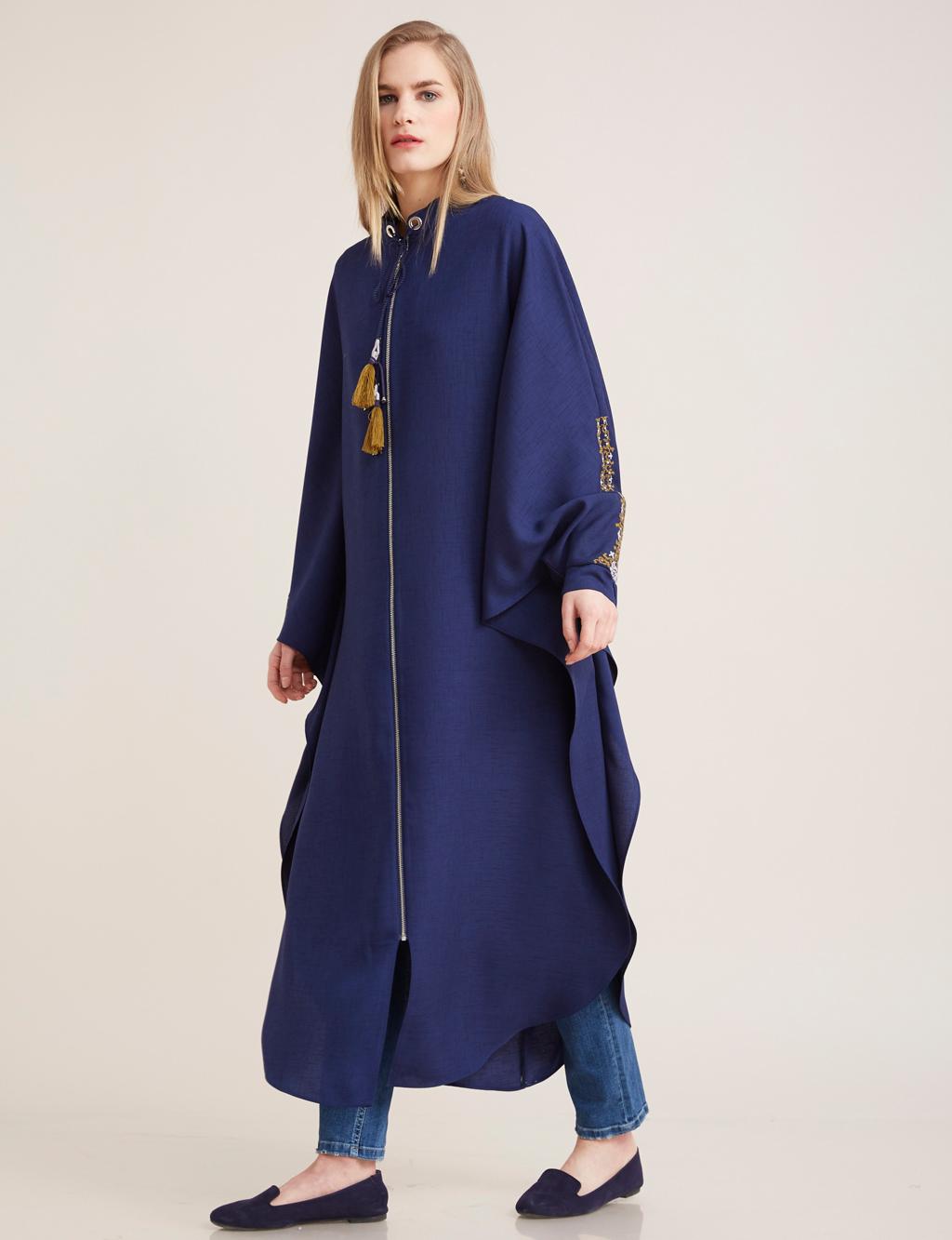 Kayra Giyim Kolları Kaneviçe Salaş Giy-Çık Saks