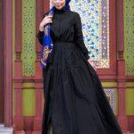 Blazer Elbise Siyah Muslima Wear