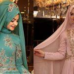 pınar şems tesettür abiye elbiseler