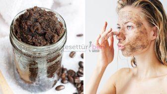 Türk Kahvesi Maskesi ve Cilde Faydaları